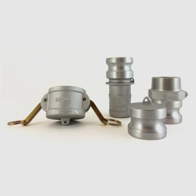 Camlock fittings, fittings, aluminum camlock fittings, camlock couplings